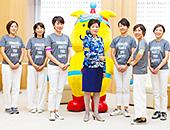 「ランナーによる見守り活動」に関する協定を東京都と締結