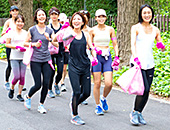 「RunGirl for GIRLS」次世代ランナーを応援するコミュ二ティをスタート。毎月1回「RUN&CLEAN」(NIKE SPORTS FINDERのアクティビティ)を実施