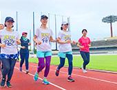 「第5回さいたま国際マラソン/フルマラソン 女子ビギナーの部」事前練習会